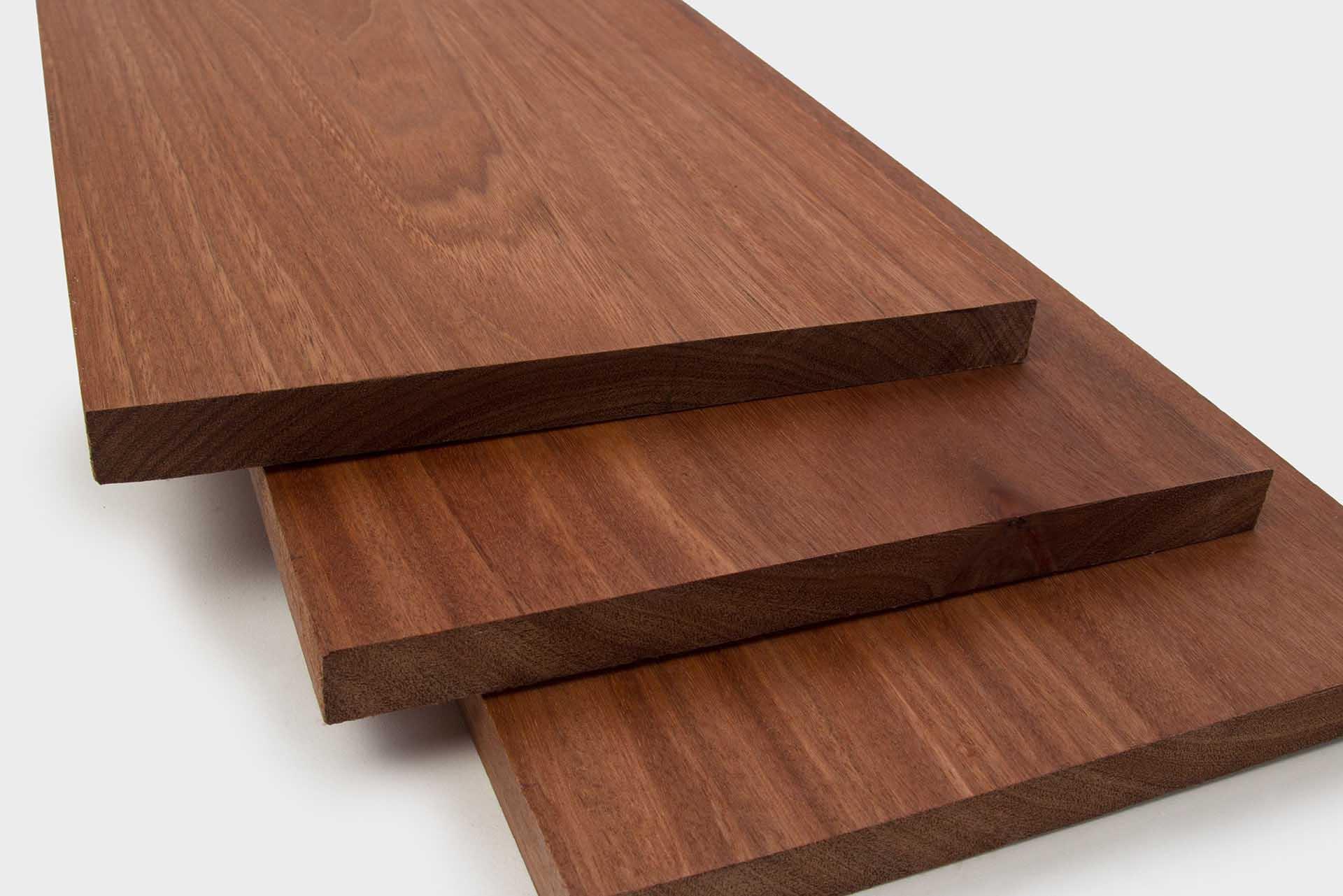 Mahogany Hardwood Decking Species Information