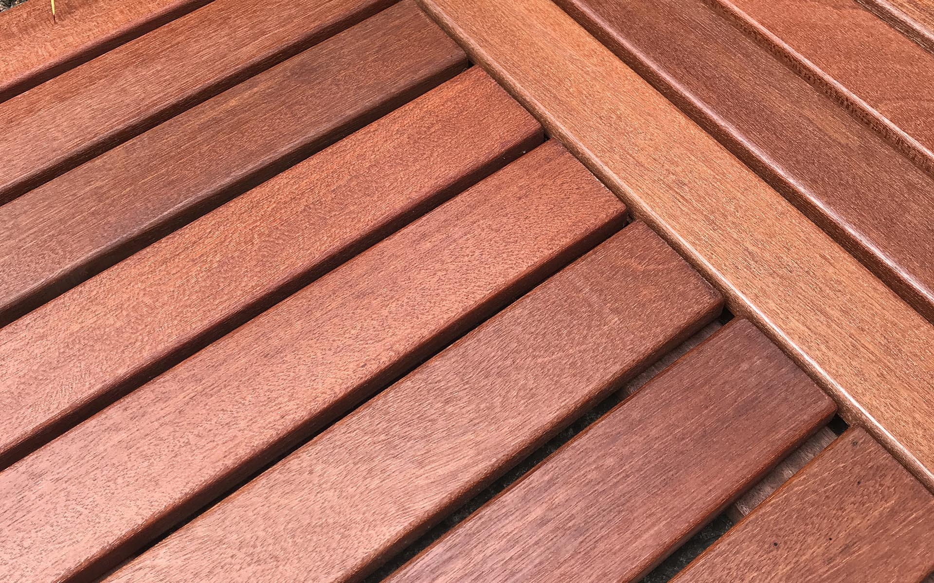 Batu Deck Tiles Naturally Durable Real Wood Easy To Install